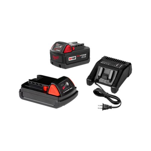 Novopress电池和充电器ACO202