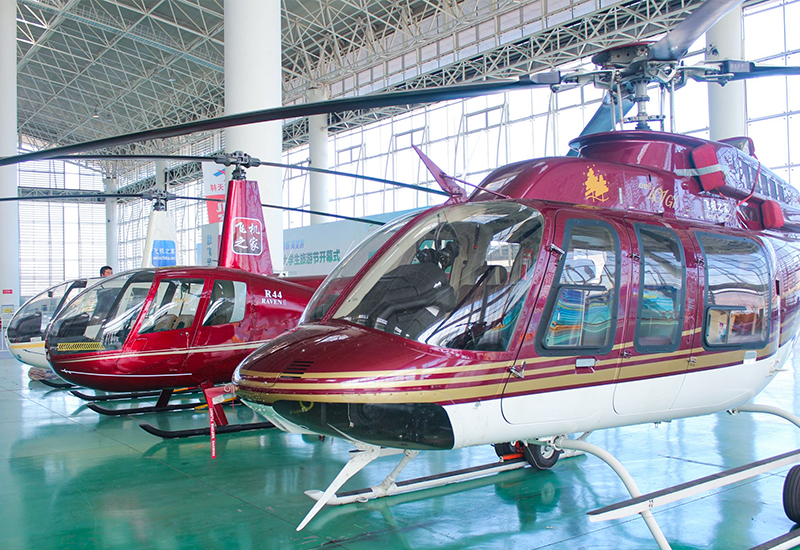 中航直升机项目天津基地103#厂房