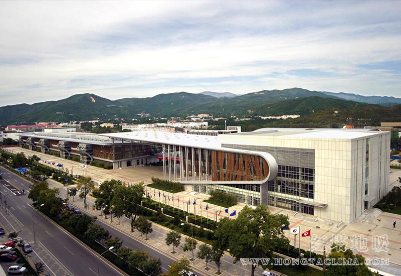 2008奥运会射击馆