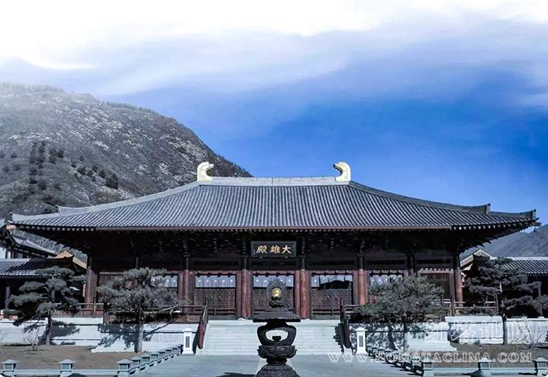 五台山真容寺
