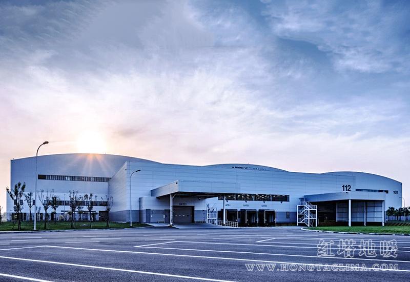 天津空客A330完成中心