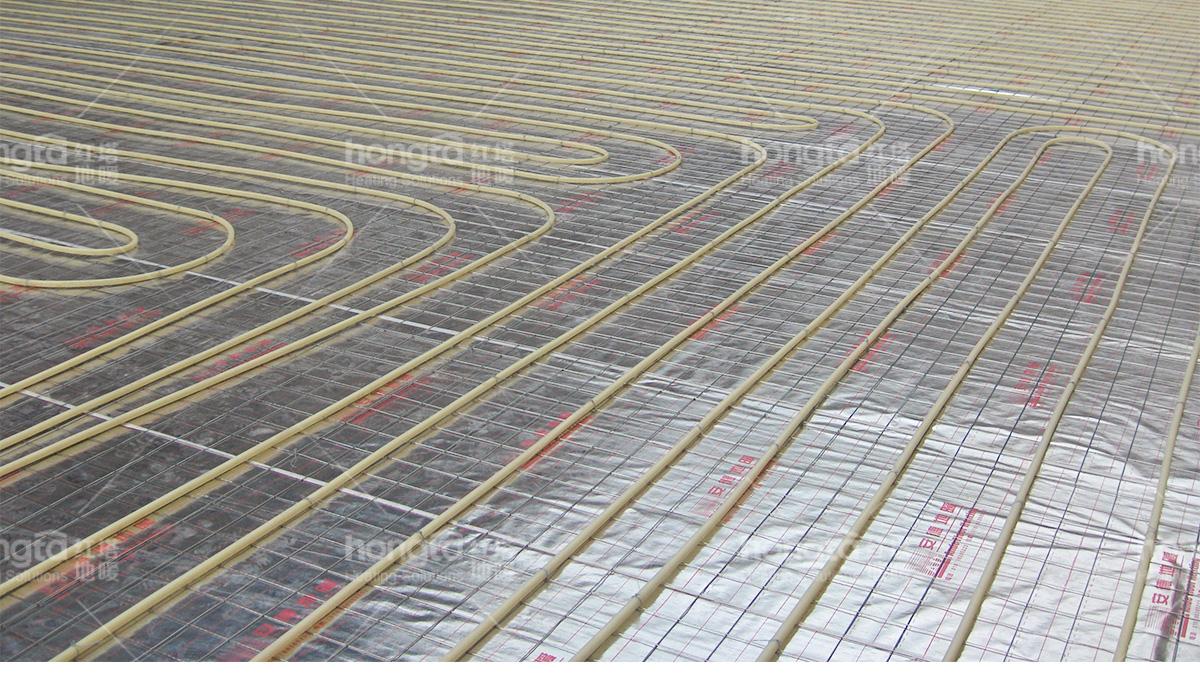 红塔地暖-北京国际图书城