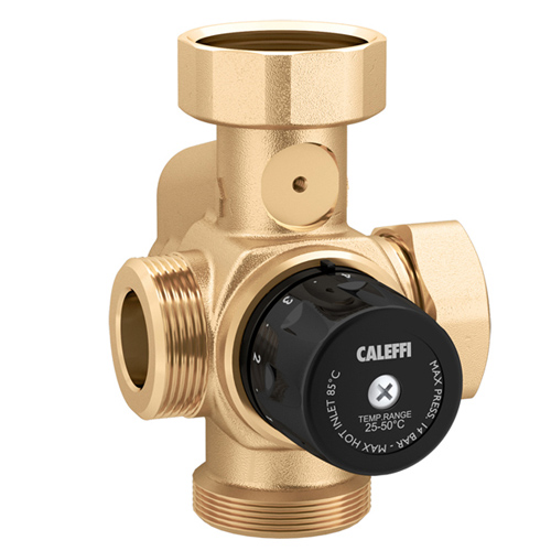 Caleffi辐射采暖/制冷系统