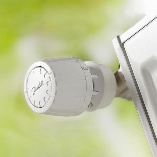 Danfoss散热器和室内恒温阀